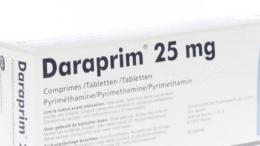 Boite de Daraprim, le médicament augmenté aux Etats-Unis