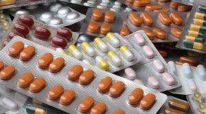Tablettes de médicaments