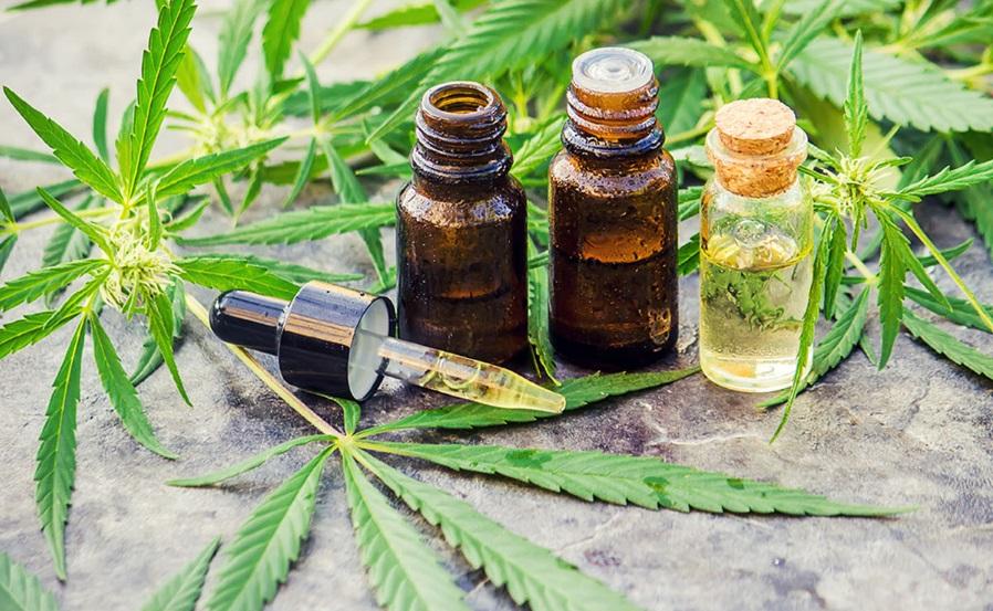 Huiles de cannabis