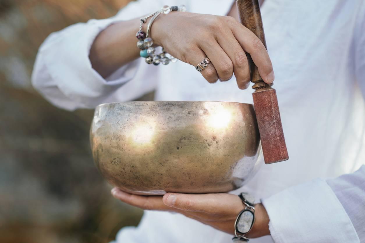 Un bol tibétain